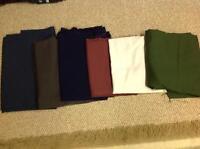 Multiple Fabrics - PRICE REDUCED