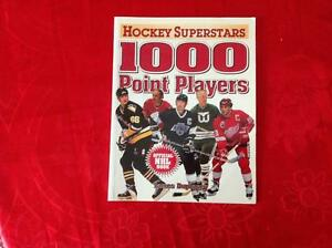 HOCKEY SUPERSTARS 1000 POINTS PLAYERS