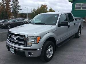 2014 Ford F-150 DOUBLE CAB 4X4 WITH 5.0L - TAKE ADVANTAGE OF THI