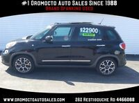 2014 Fiat 500L 500 L Trekking.Heated Seats, Moonroof