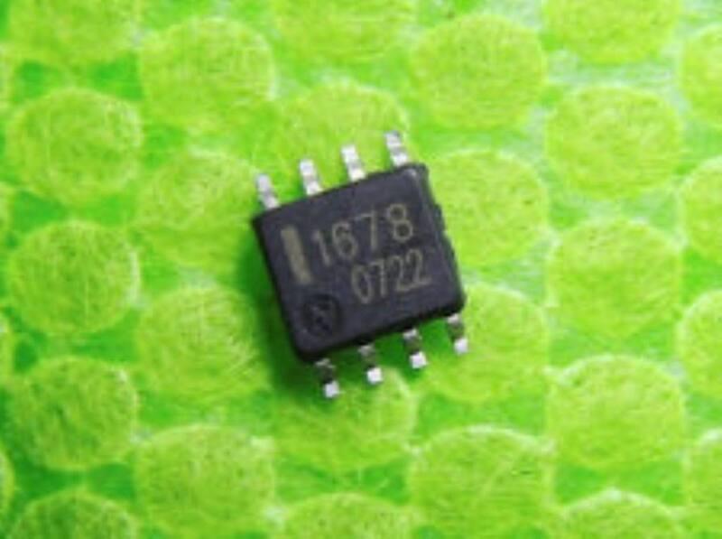 NEC UPC1678G SOP-8 5 V-BIAS  +7.5 dBm OUTPUT  2.0 GHz RH