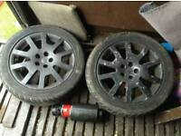 Fabia vrs alloys x2