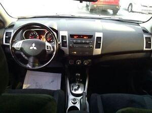 2011 Mitsubishi Outlander LS V6 4WD ** 7 PASSENGER !!** West Island Greater Montréal image 15