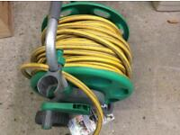 Hose lock garden hose