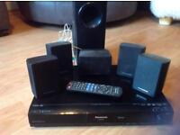 Panasonic Theater Surround Sound System