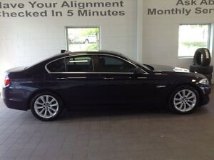 2013 BMW 5 Series 528i xDrive|Leather|Sunroof|Htd Front Seats