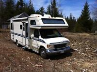 Gulfstream Motorhome 26'    For Sale or Trade