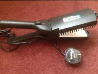 Babyliss session straightening irons by Trevor Sorbie