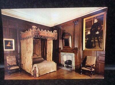 Holyrood House Lord Darnley's Bedroom Postcard