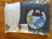 Dr brown formula mixer/ sleeping bag for infant seat/snuggie