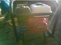 Brendon Honda GX160 Industrial Petrol Pressure Washer , CAT Pump, Free UK Shipping