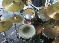 Drum Kit - Tama Starclassic Performer + Zildjian A/customs +more