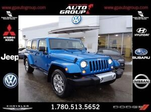 2015 Jeep WRANGLER UNLIMITED Sahara | Off Road | Well Equipped