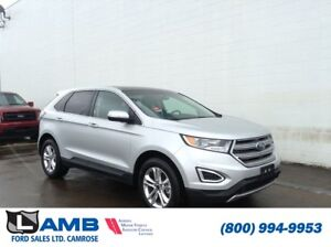 2017 Ford Edge SEL AWD with Leather Interior, Intelligent Access