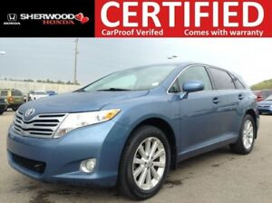 2011 Toyota Venza CRUISE |  BLUETOOTH |  AUX/USB |  AC |  BLUETO