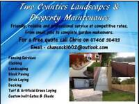 Garden and landscape sevices