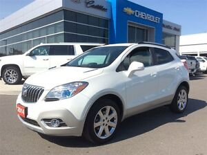 2014 Buick Encore | AWD | Rear Cam | Sunroof | Chrome Wheels
