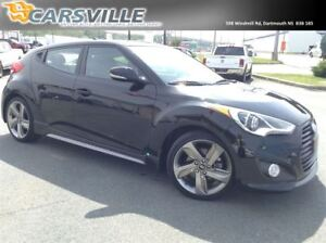 2015 Hyundai Veloster Veloster Turbo w/ Leather & Navigation !!!