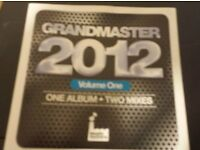 GRANDMASTER 2012 VOL1 GREAT MIXES