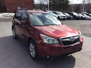 2014 Subaru Forester 2.5I AWD CONVENIENCE PACKAGE - FRESH OFF LE