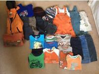 Clothes bundle 18-24mnths