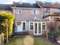 Spacious 3 Bedroom House in Currie with Conservatory
