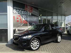 2014 Mazda CX-5 GT 4X4  CUIR/TOIT PANORAMIQUE