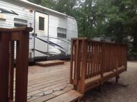 30 ft. Wildwood Trailer for Sale