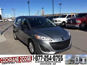2015 Mazda MAZDA5 GS with WINTER TIRES! A MUST SEE!