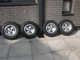 Morris Minor rare appliance hot rod wheels