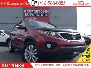 2011 Kia Sorento EX V6 | NAVI | PANO ROOF | AWD | LEATHER | BACK