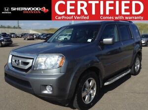 2009 Honda Pilot EX-L w/RES AWD | REMOTE START | HEATED LEATHER