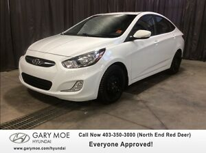 2014 Hyundai Accent GLS LOW KMS!!!! w/ SUNROOF, BLUETOOTH, HEATE