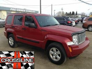 2010 Jeep Liberty Sport   Power Options   Low Payments  