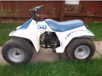 SUZUKI LT50 QUAD IN VGC