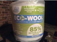 Eco Wool Loft Insulation