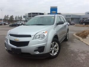 2015 Chevrolet Equinox LS | AWD | BLUETOOTH