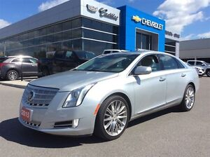 2015 Cadillac XTS Platinum | AWD | Navi | Rear Cam | Remote Star