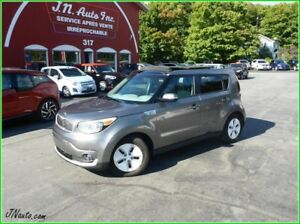 2016 KIA Soul EV Luxury Canadienne, 6.6 kwh, recharge 220v/400v