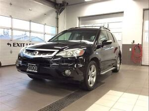 2009 Acura RDX AWD - New Tires - No Accidents!