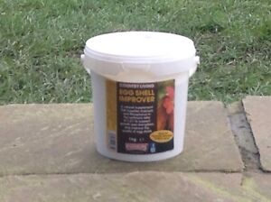 COUNTRY LIVING EGG SHELL IMPROVER EQUIMINS 1kg poultry hens chickens supplement