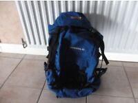 Regatta Landtrekka 45 A1 condition with waterproof cover ideal for hiking or camping