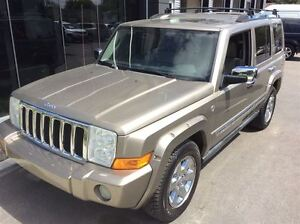 2006 Jeep Commander LIMITED - 7 PASSAGERS *** FINANCEMENT 100% A