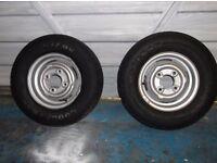 Mini wheels 145-10