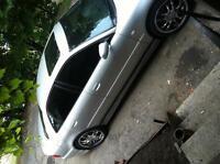199.5 Audi A4 Sedan tunned