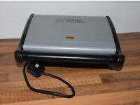 George Foreman 5-Portion Family Grill 14053 VGC