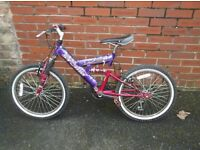 girls mountain bike age 6 to 9 years