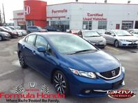 2013 Honda Civic Touring-Many features and benefits to enjoy.