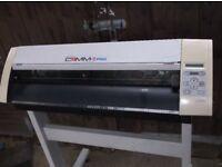 Roland CAM 1 PRO 1210 and Roland Colour CAM PRO PC600 Thermal Printer