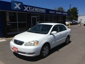 2006 Toyota Corolla CE/ LOW MILEAGE/ CAR-PROOF ATTACHED